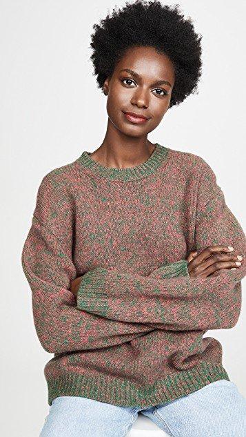 Kamara Shetland Wool Knitwear