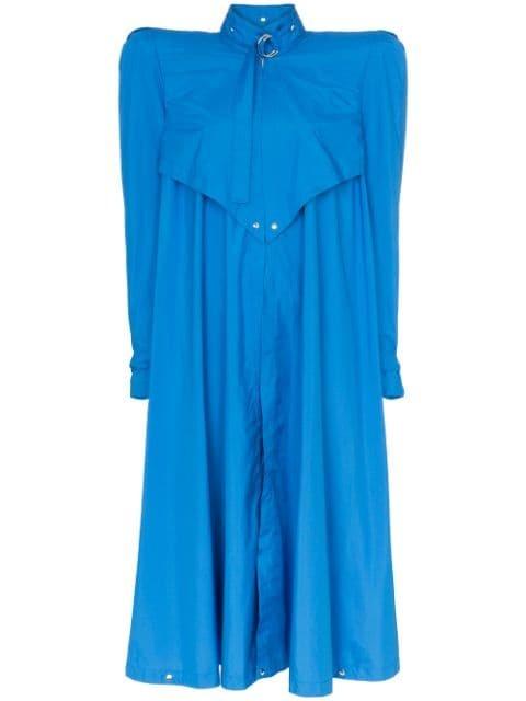 Montana Blue Show Robe  - Farfetch