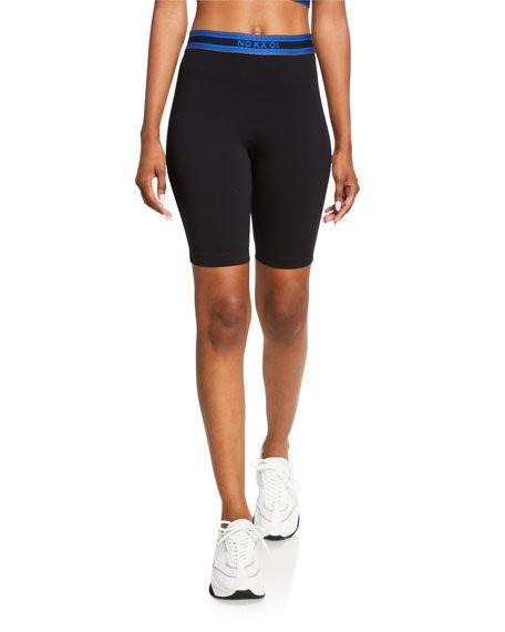 Nightfall Biker Shorts