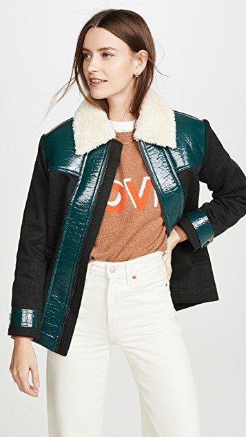 Greenwish Jacket