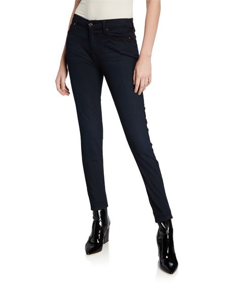 B(Air) Denim High-Waist Skinny Jeans