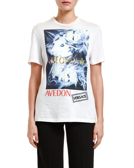 Avedon Graphic T-Shirt
