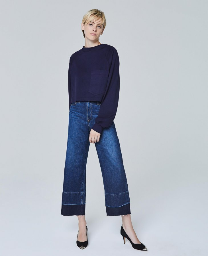 The Etta in Blue Glory at AG Jeans Official Store