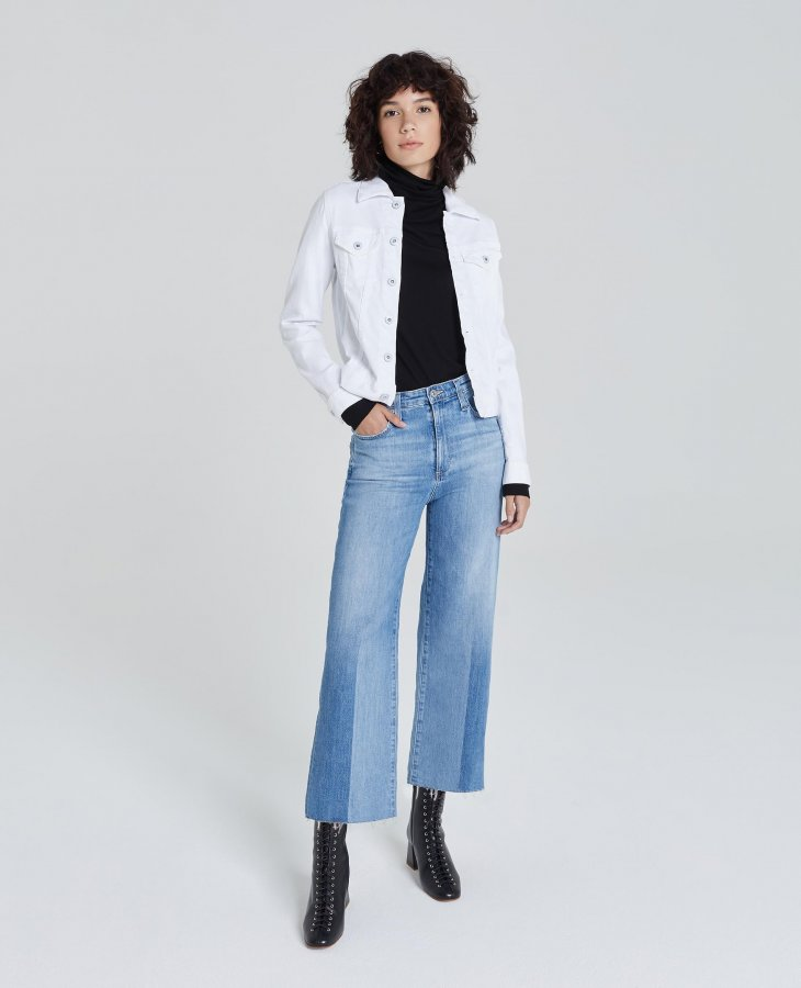 The Etta in Blue Shadows at AG Jeans Official Store
