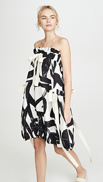 Maisie Convertible Balloon Dress / Skirt
