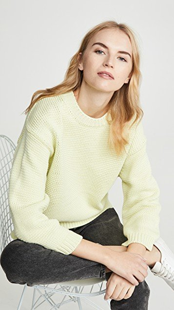 Pismo Crew Sweater