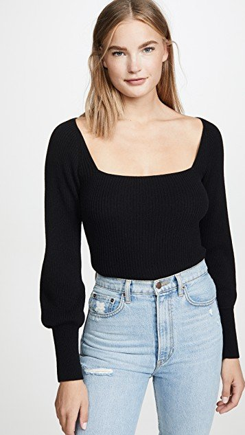 Isabel Cashmere Sweater