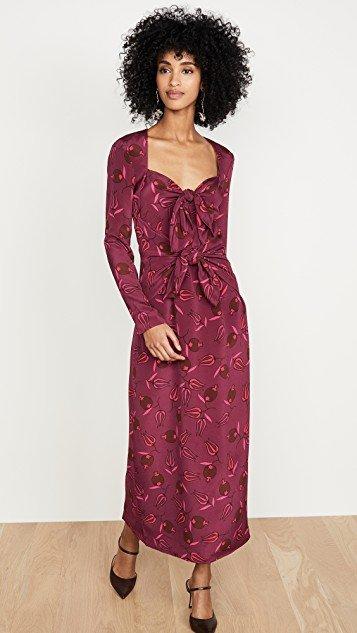 Long Sleeve Zaza Dress