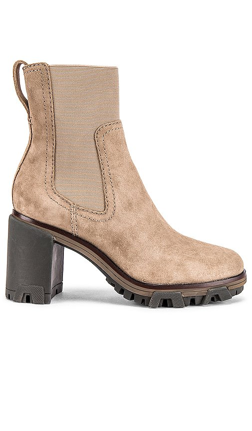 Shiloh High Ankle Boot