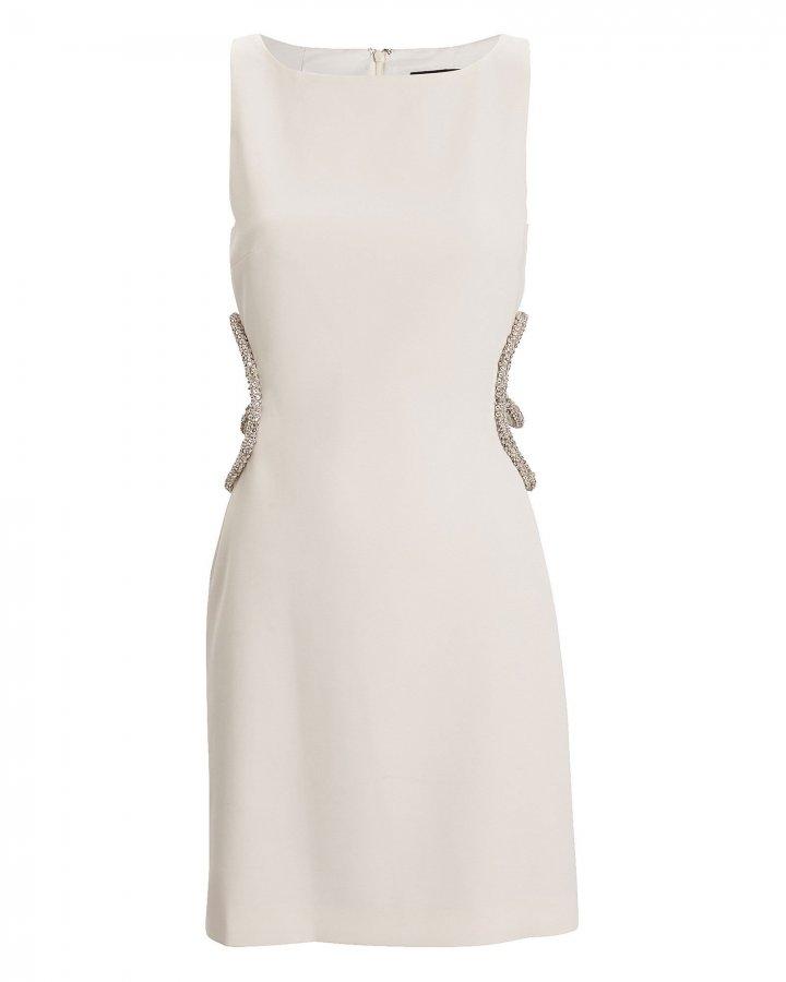 Roselyn Cut-Out Mini Dress
