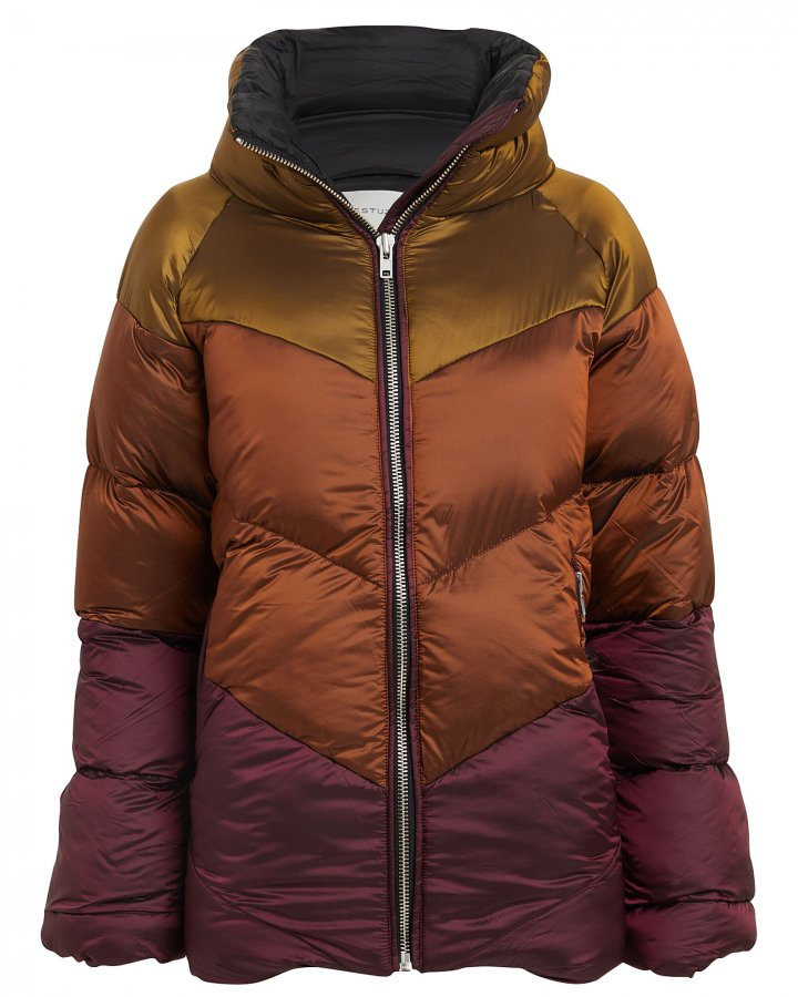 Helin Quilted Puffer Jacket
