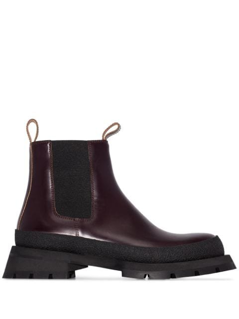 Jil Sander Chunky Chelsea Boots - Farfetch