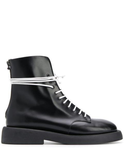 Marsèll wrap-around Lace Boots - Farfetch