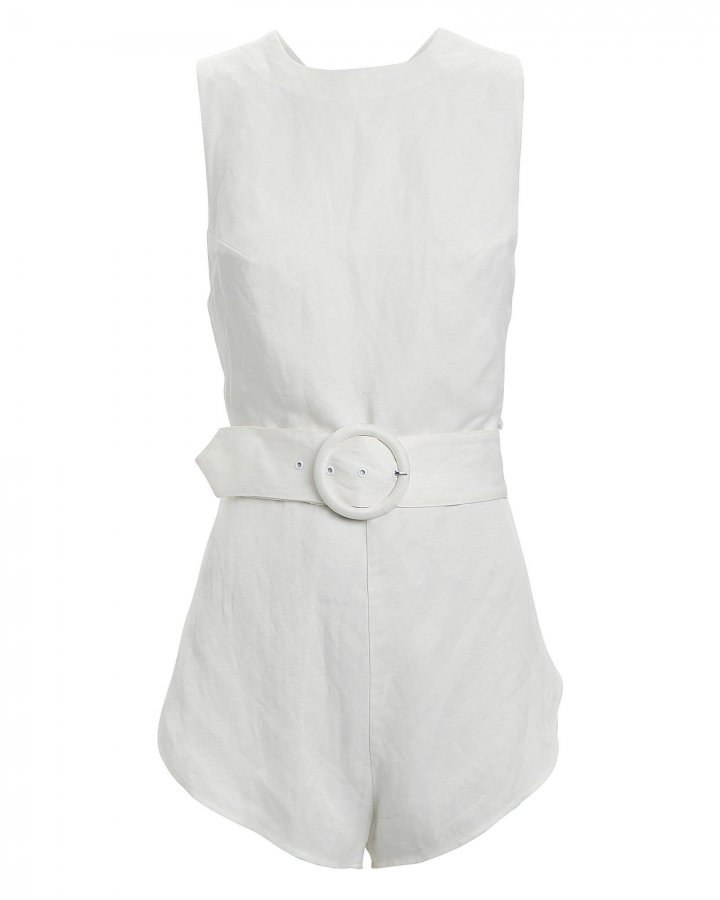 Laney Sleeveless Romper
