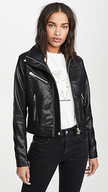 Essentials Moto Jacket