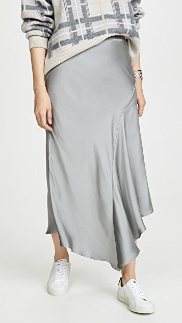 Bailey Metallic Skirt