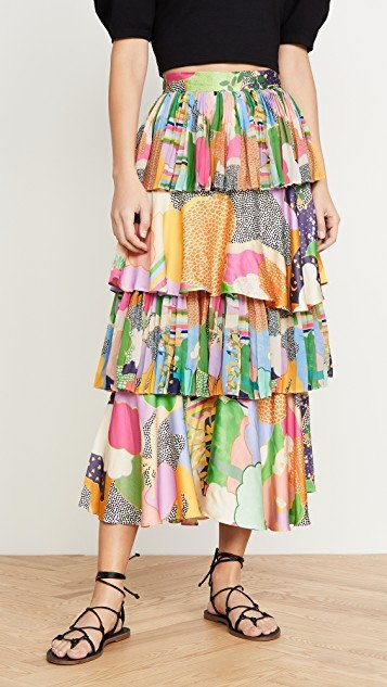Sumatra Skirt