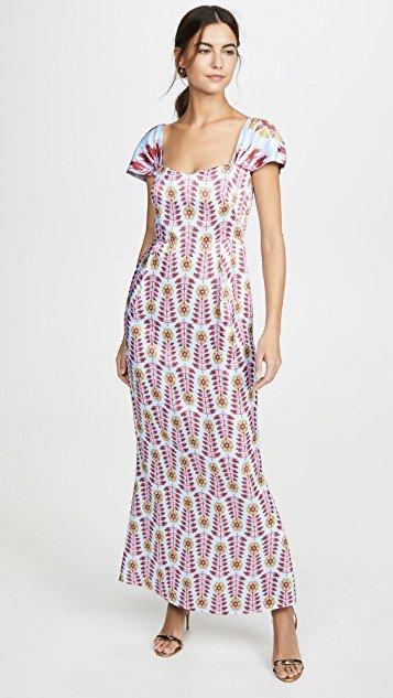 Grace Bustier Dress