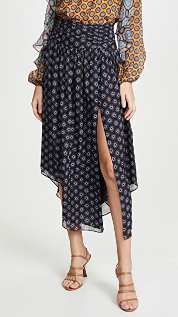 Printed Layla Skirt