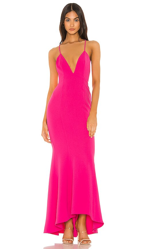 Mindy Gown
