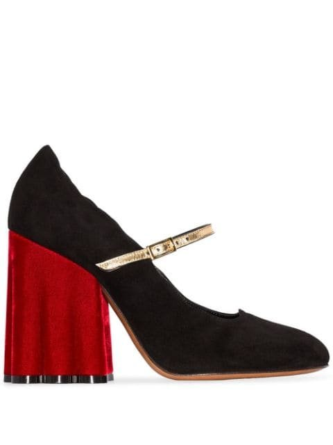 Marni Mary Jane Pumps - Farfetch