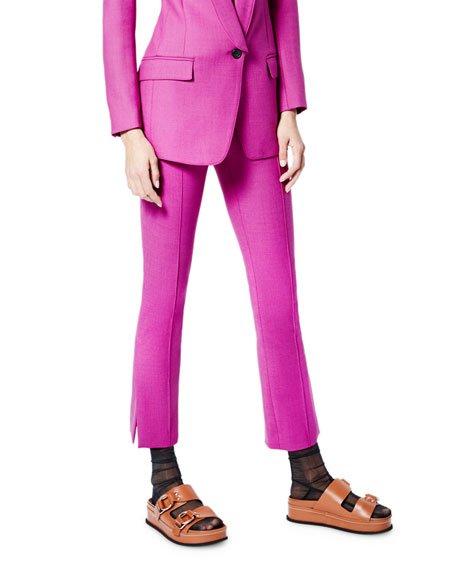 Slim Stovepipe Pants