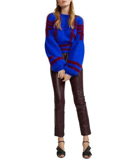 Mckenzie Slim Leather Pants