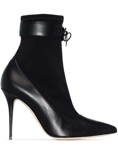Manolo Blahnik Said Ankle Boots - Farfetch