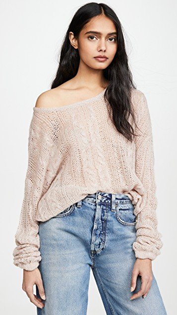Angel Soft Sweater