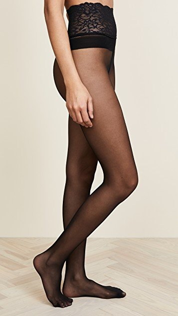 The Sexy Sheer Tights