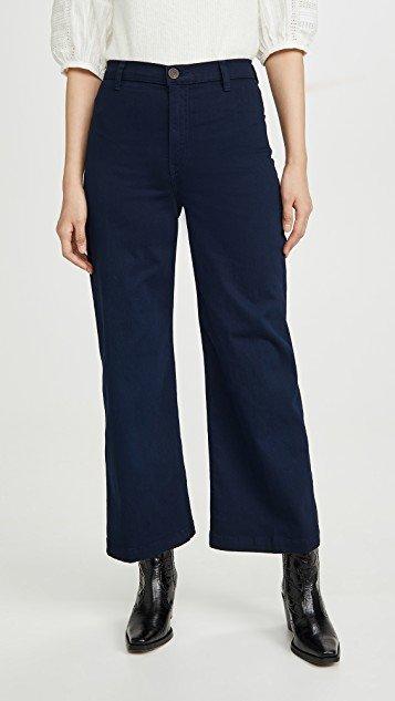 Jane Wideleg Pants