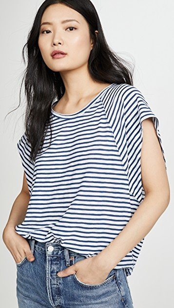 Halo Tee Stripe