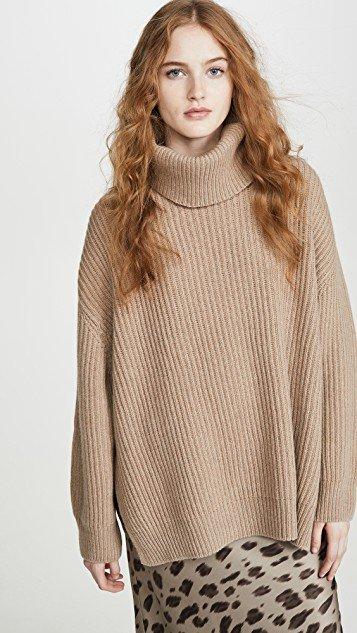 Olivia Cashmere Sweater
