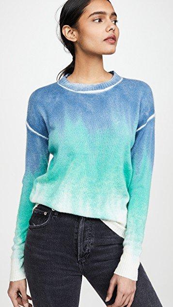Vivka Ombre Cashmere Sweater