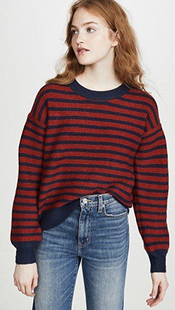 Ada Stripe Sweater