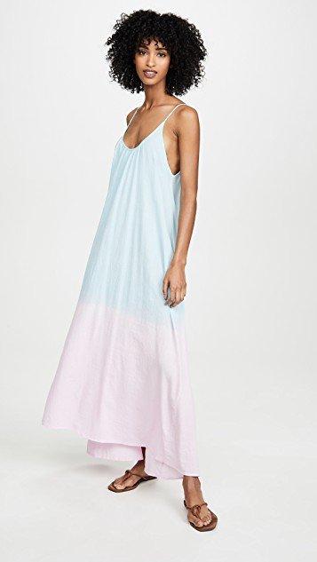 Ombre Tulum Dress