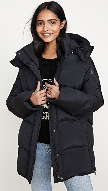 W\'s Aurora Puffy Coat