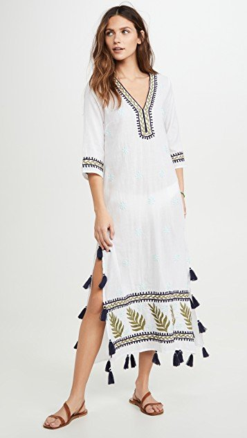 Palm Day Dream Ruma Kurta