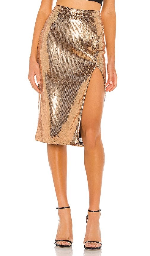 Duchess Sequin Skirt