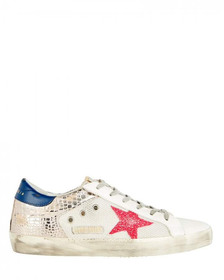 Superstar Mesh Sneakers
