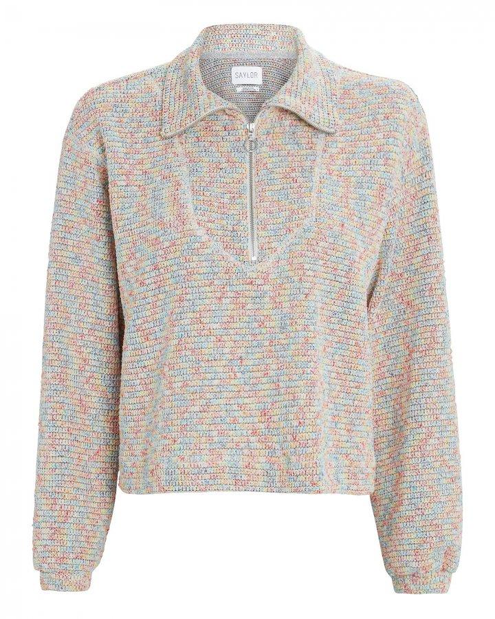 Lexington Half-Zip Sweater