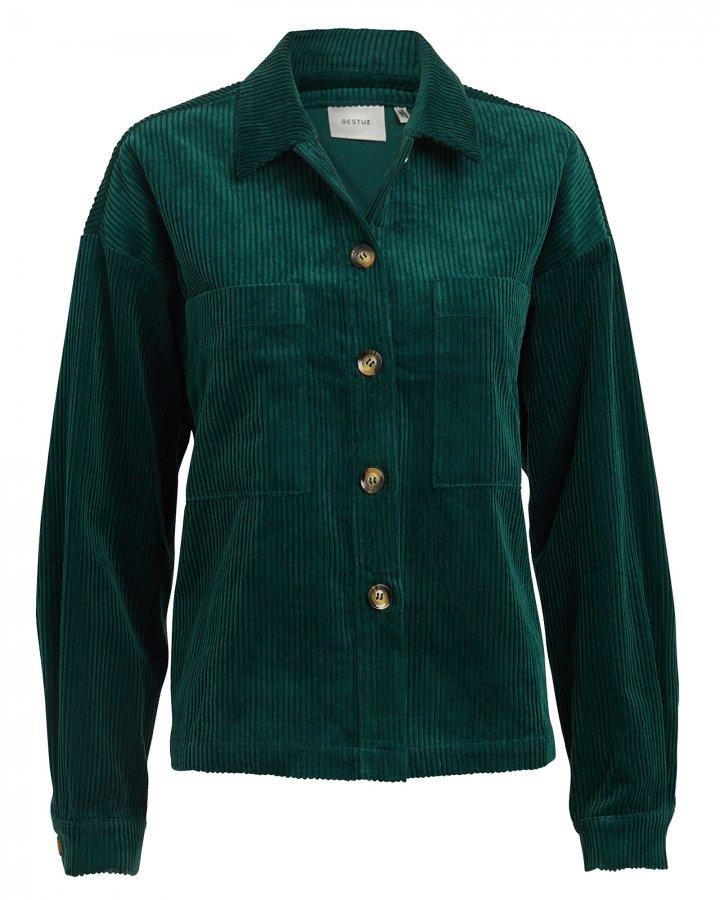 Velva Oversized Corduroy Shirt