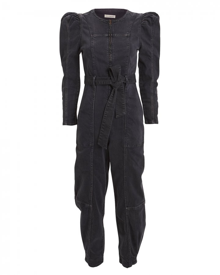 Hesper Denim Jumpsuit
