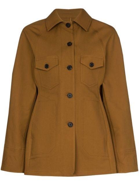 LVIR cinched-in Jacket - Farfetch