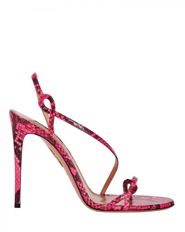 Serpentine 105 Embossed Sandals