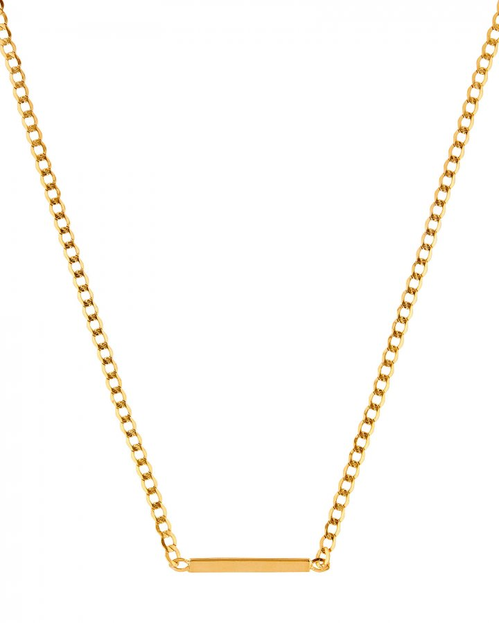 Havana ID Chain Necklace