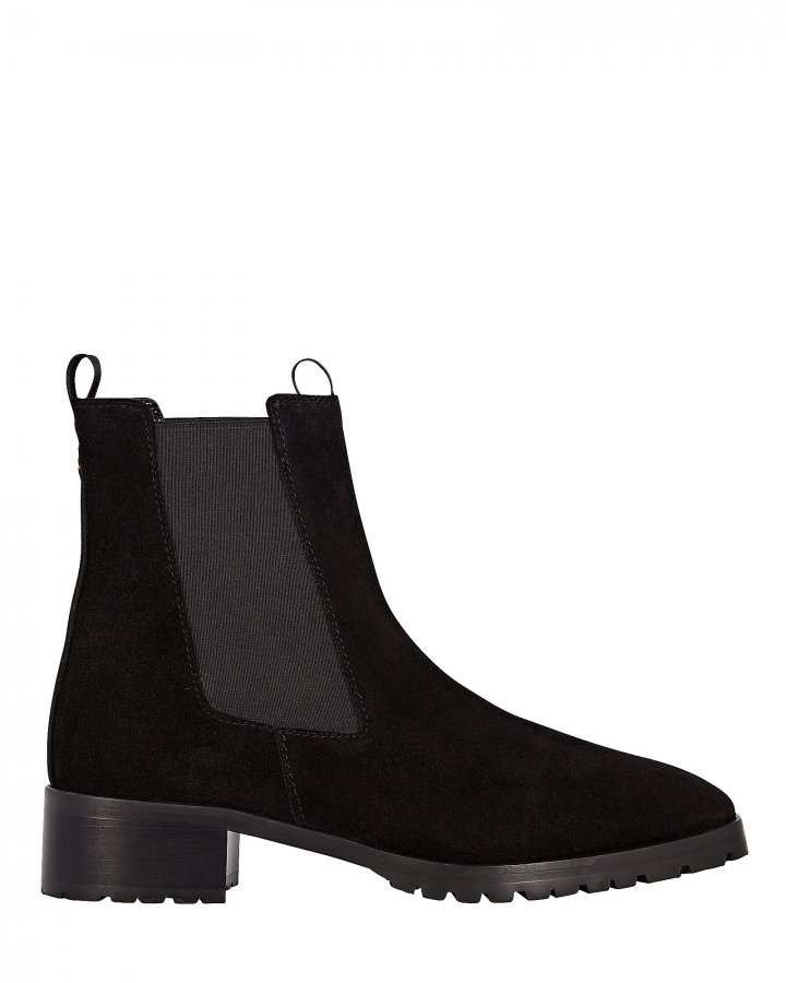Karlo Suede Chelsea Boot