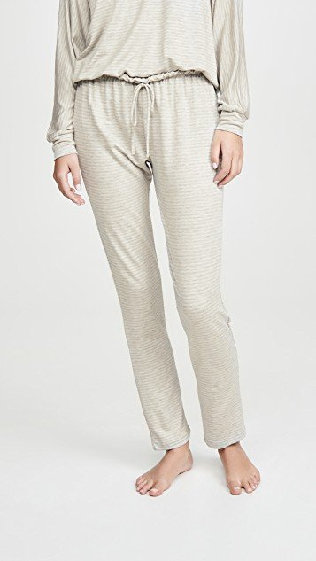 Sadie Stripes Slim Pants