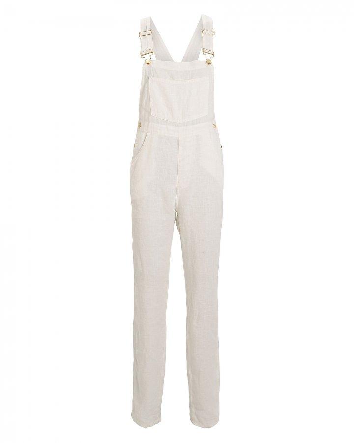 Basic Linen Overalls