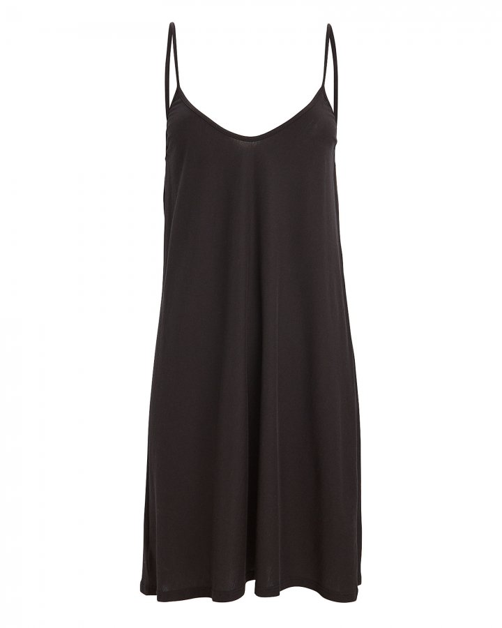 Sexy Pima Cotton Slip Dress